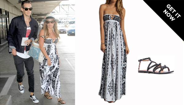 43a6e3f6626f52 Celebrity · Make Sure Your Summer Plans Include Ashley Tisdale s Sexy Maxi  Dress