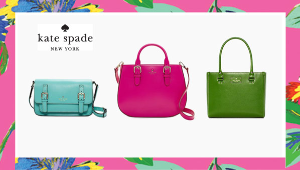 Kate Spade's Surprise Sale Starts Right Now--Save Up To 75% For 2 Days Only!