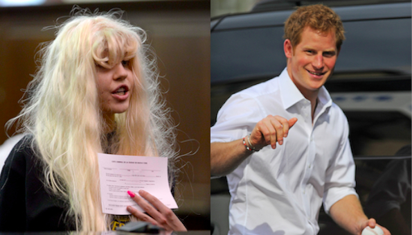 Amanda Bynes Arrested In A Wig, Prince Harry Is A Maxxinista & More Fashion News