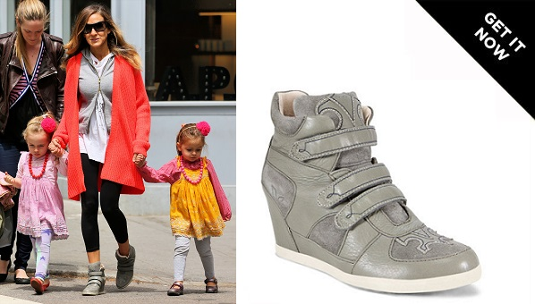 Our Obsession With Sarah Jessica Parker Rages On Thanks To These Sneakers