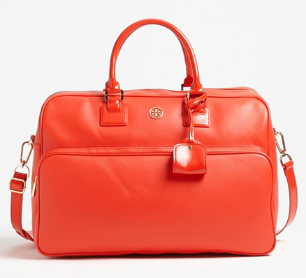 Tory Burch Robinson Weekender Duffel Bag Shefinds
