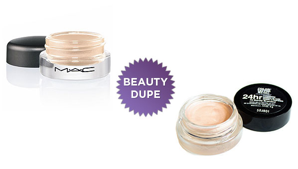We Found A Dupe For MAC's Bare Study Paint Pot & It's $12 Cheaper