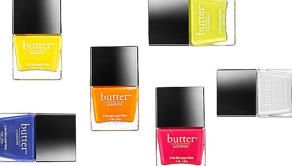 Butter London Colour Clash | Butter London Fall 2013 | Fall Nail Polish