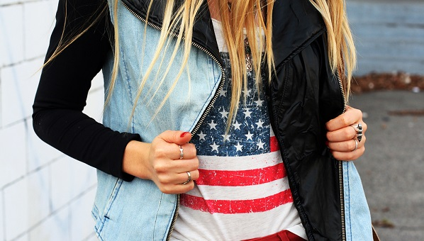 Patriotic Clothing | What To Wear Fourth Of July - SHEfinds