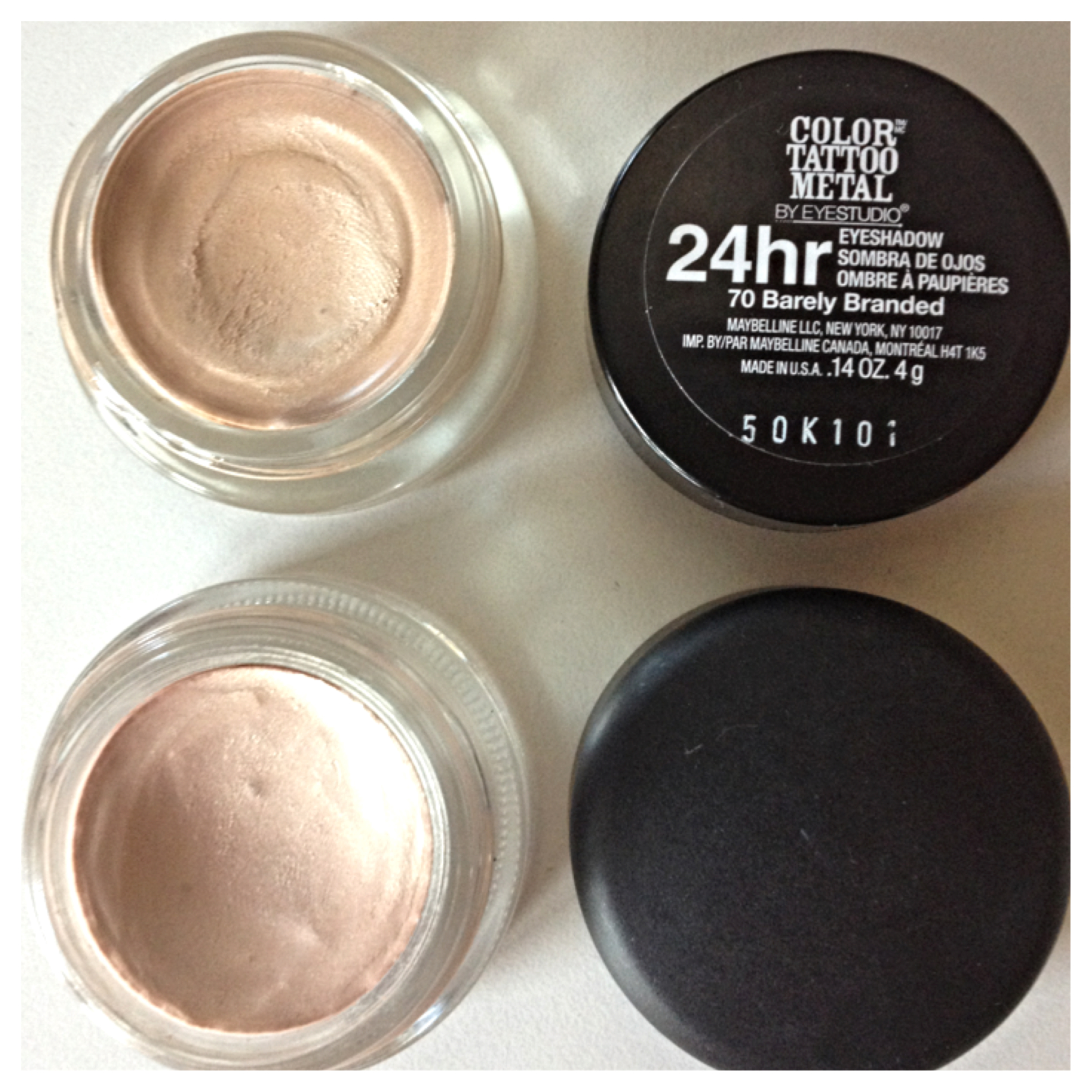 We Found A Dupe For MAC's Bare Study Paint Pot ... - SheFinds