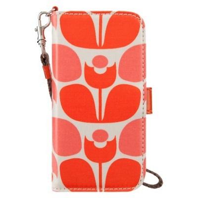 new concept f86e5 537ad Belkin Orla Kiely iPhone 5 Wallet Case - SHEfinds