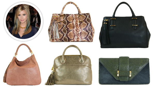 There S No Stopping Ivanka Trump She Launching Leather Bags And E Commerce