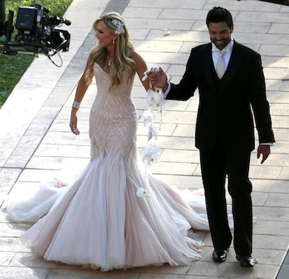 Keira Knightley Wedding