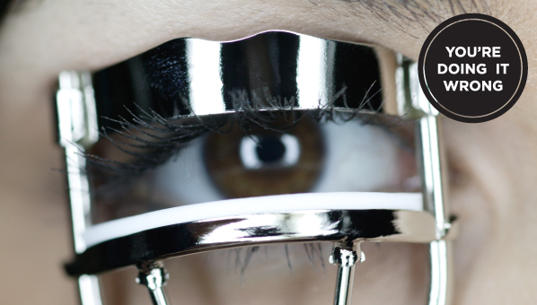 How To Curl Your Eyelashes Eyelash Curlers