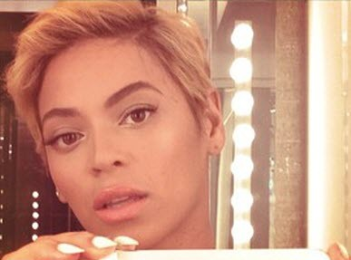 Beyonce no weave « SHEfinds
