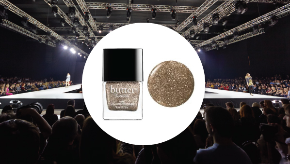 Butter London The 444 | Butter London Fashion Week Polish | Fashion Week Nail Polish