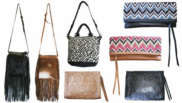 First Photos See The Entire Ella Moss X Cleobella Handbag Collection