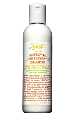 Kiehls Sunflower Shampoo
