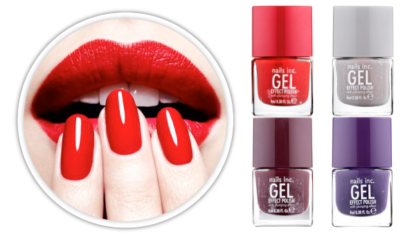 Nails Inc Gel Effect Polish | Nails Inc Fall 2013 | Nails Inc Gel ...