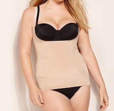 Star Power by SPANX Plus Size Shapewear, Extra Firm Control Power Play ...