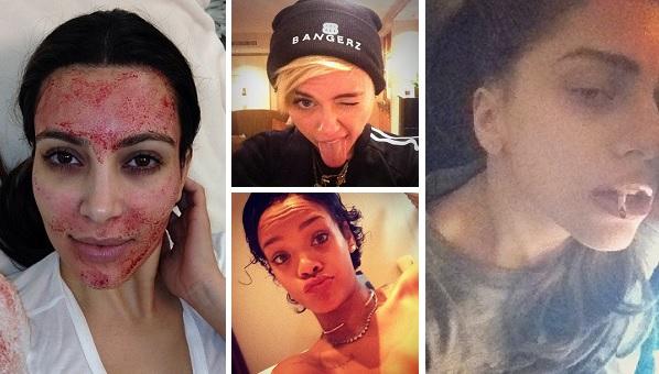 How To Take a Selfie - Kim Kardashian Selfie Tips