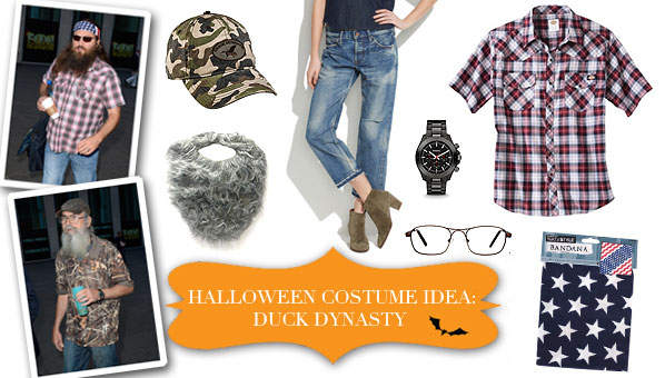 Get The Redneck Look And Dress Up As Duck Dynasty Characters For Halloween  sc 1 st  SHEfinds & Halloween Costume | Dress Up Like Duck Dynasty | Duck Dynasty ...