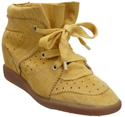 8df45a93f5ea Cameron Diaz Yellow Sneakers