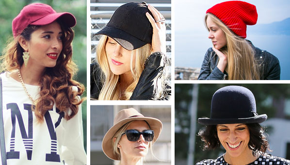 11 Hat And Hair Style Combos That Actually Make You Look Good c2c6a6c900d