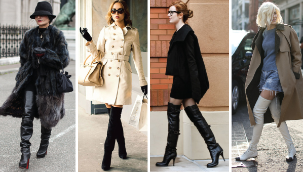 Over The Knee Boots | Best Tall Boots | Thigh High Boots