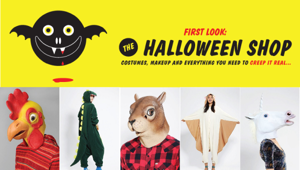 its officially halloween for hipsters urban outfitters launches a costume shop