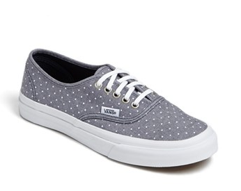 1145d59785 Vans Slim Authentic Polka Dot Sneaker - SHEfinds