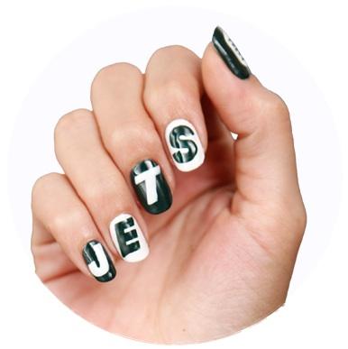 Eagles Manicure