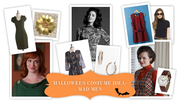 Thereu0027s More Mad Men Looks To Choose From This Halloween Joan Peggy Megan.  sc 1 st  SHEfinds & Mad Men Halloween Costume | Megan Draper Halloween Costume | Joan ...