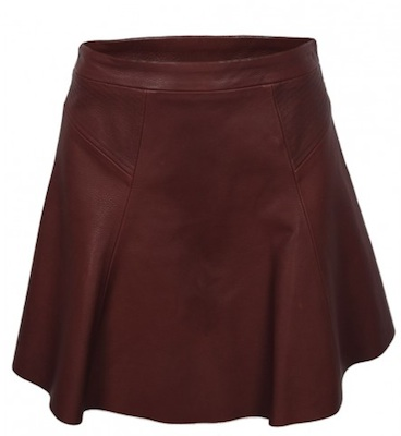 reese witherspoon leather skirt a l c reese leather skirt