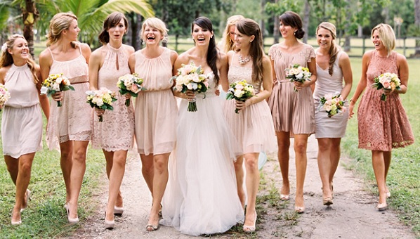 Bridesmaid trends worst bridesmaid trends 10 bridesmaid trends that are so over junglespirit Gallery