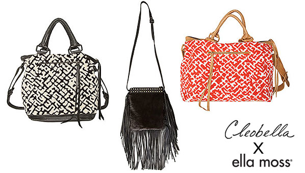 We Ve Been Waiting And For This Collection To Hit Now It S Finally Here Ella Moss First Ever Foray In Handbags Features 3 Styles Wish
