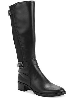 Franco sarto celinas tall stretch back boots shefinds for Franco sarto motor over the knee boots