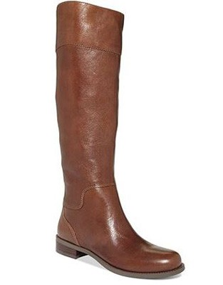 Nine West Counter Zip Back Riding Boots 171 Shefinds