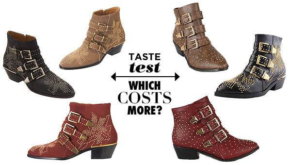 chloe knock off boots