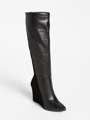 vince camuto kaliah wedge boot 171 shefinds