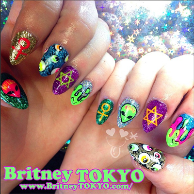 Instagram Nail Designs