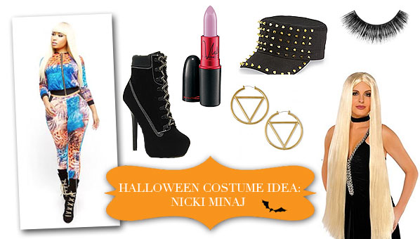 Nicki Minaj Halloween Costume | Nicki Minaj Costumes