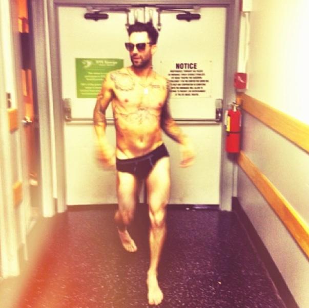 Adam Levine Instagram