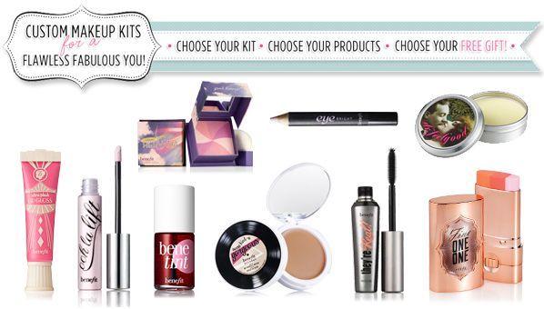 Benefit Custom Makeup Kit