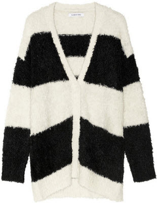 Elizabeth and James Striped Cardigan