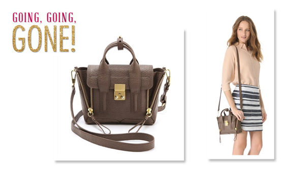 a5835e58ed1 Phillip Lim Mini Pashli Satchel