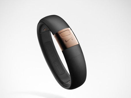 Nike Rose Gold Fuelband2