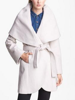 Winter White Coats   Best Winter White Coats « Kensie Coat ...