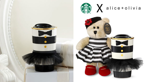 Alice + Olivia Designed The Cutest Starbucks Mugs Ever
