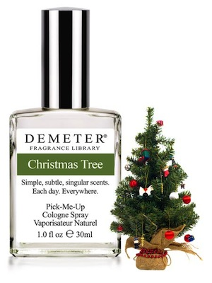 demeter christmas tree cologne spray - Christmas Tree Smell