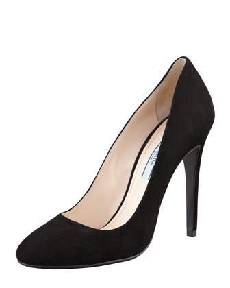 Kate Middleton Prada Pumps