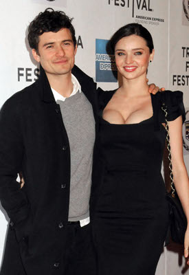 Miranda Kerr and Orlando Bloom have broken up