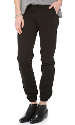 7a7c2997dd6 These trouser cut pants feel like sweats but look like they re tailored.  Plus