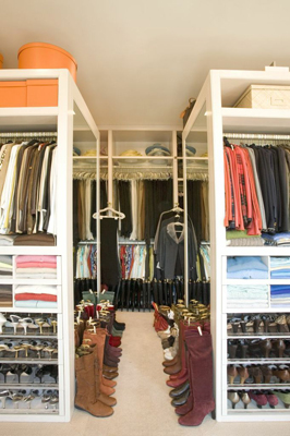 Pinterest Worthy Closet Tips: Utilize the Space