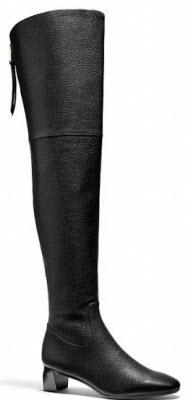 Jessica Alba Boots | Coach Carly Boot